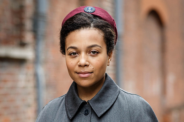 Call the Midwife - Leonie Elliott as Nurse Lucille Anderson