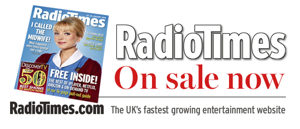 Helen George on the cover of Radio Times cover for Call the Midwife