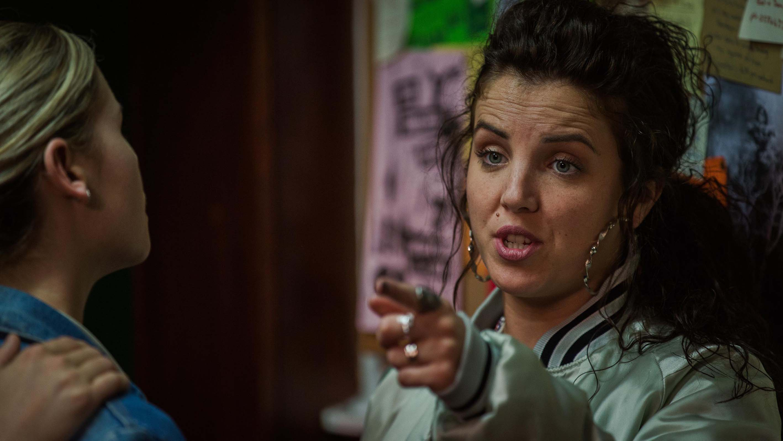 Michelle Mallon (Jamie-Lee O'Donnell) - Derry Girls episode 2