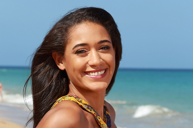 Death in Paradise – DS Florence Cassell as Josephine Jobert