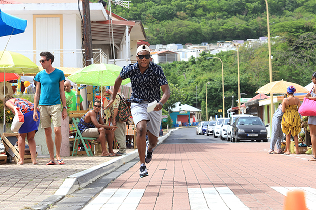 Death in Paradise Honore