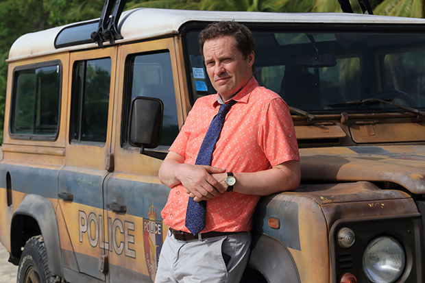 Death in Paradise - Jack Mooney