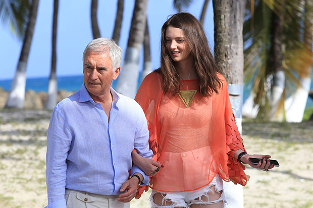 Death in Paradise guest stars
