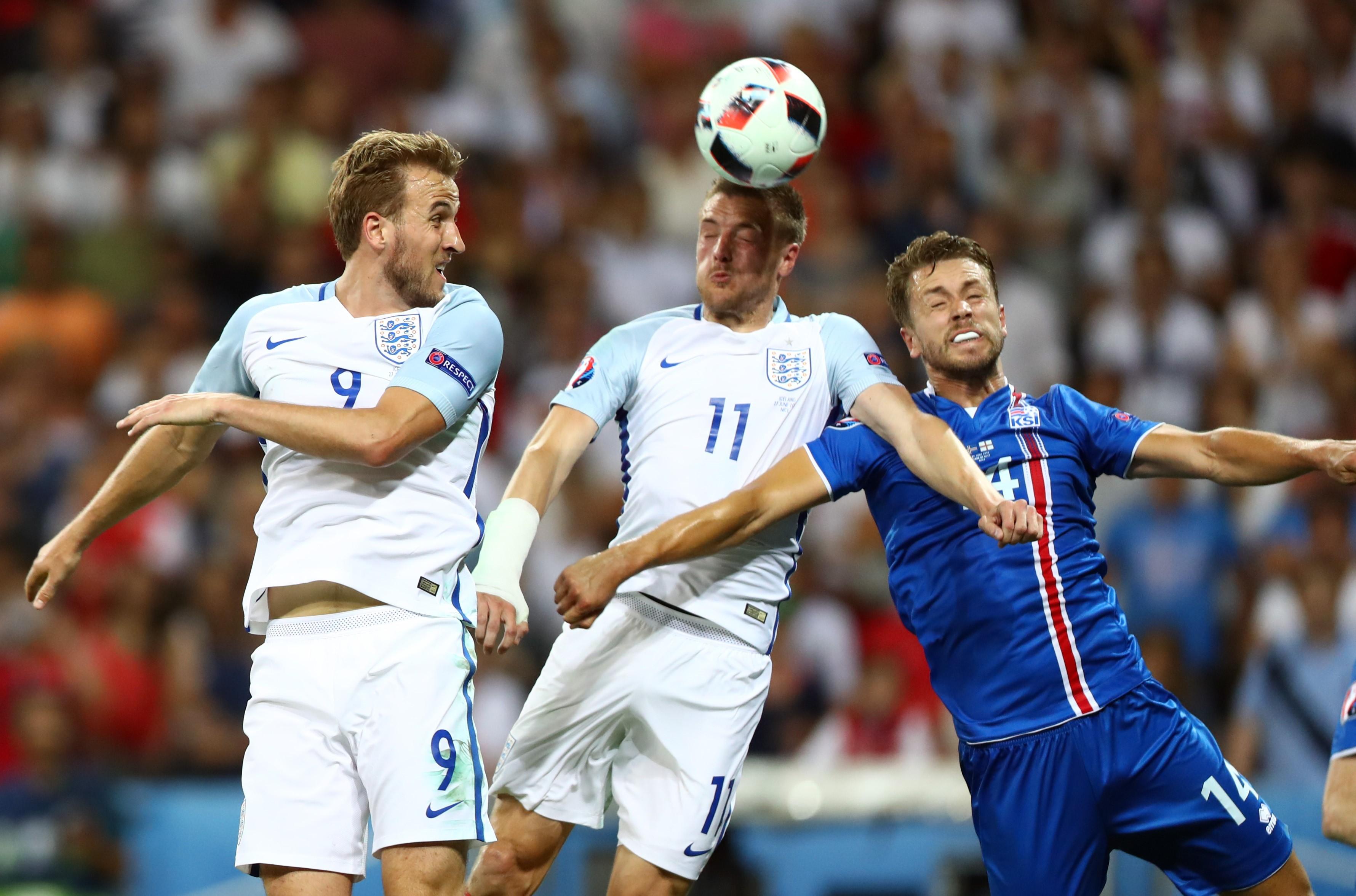 Iceland v England - Euro 2016 (Getty , EH)
