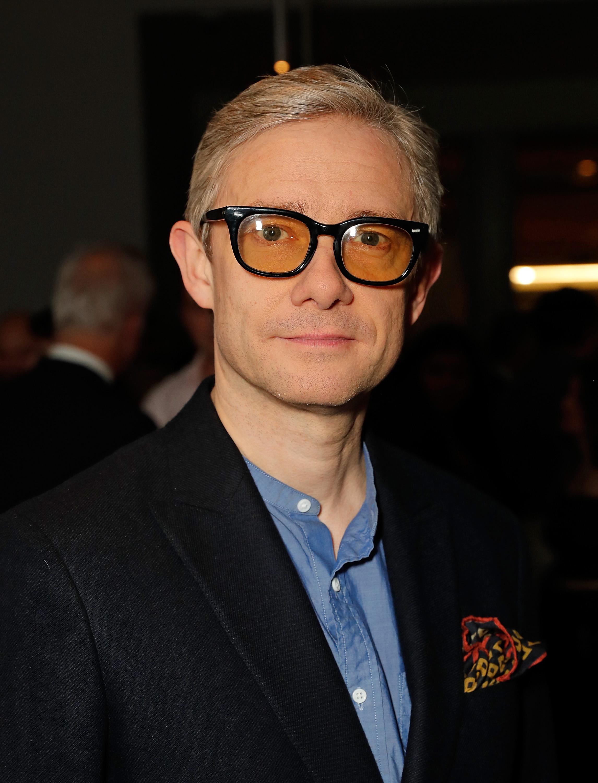 Martin Freeman, Getty Images, KP