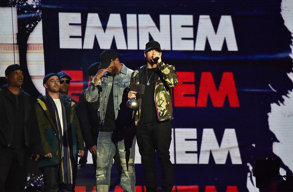Eminem Live Nation Tour
