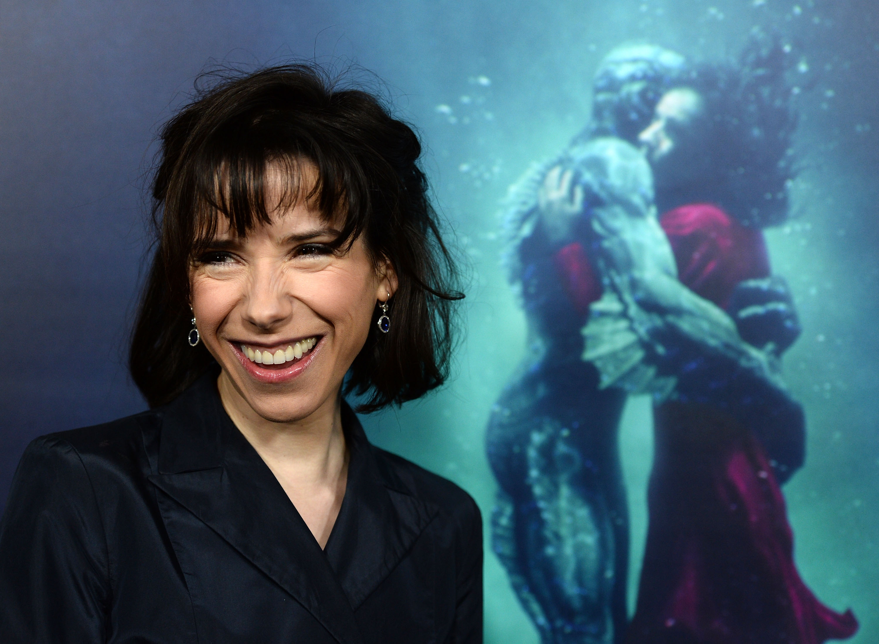 Image result for Oscar 2018 90 year shape of water photos