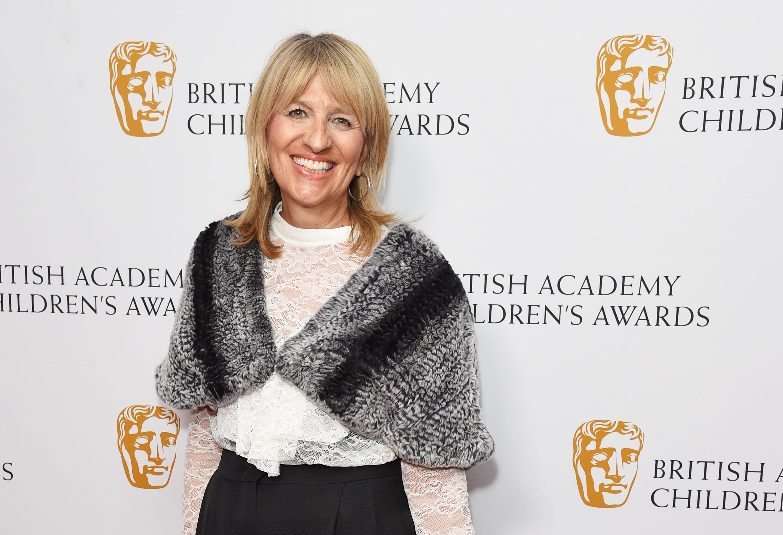 BAFTA Chairman Jane Lush