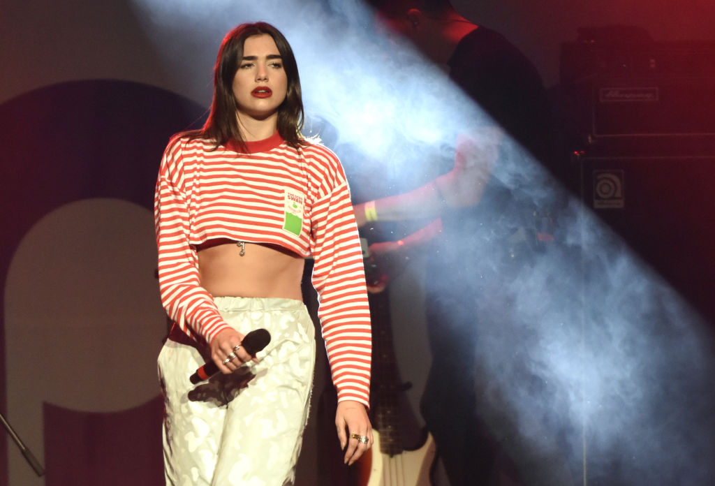 Dua Lipa (Getty, BA)