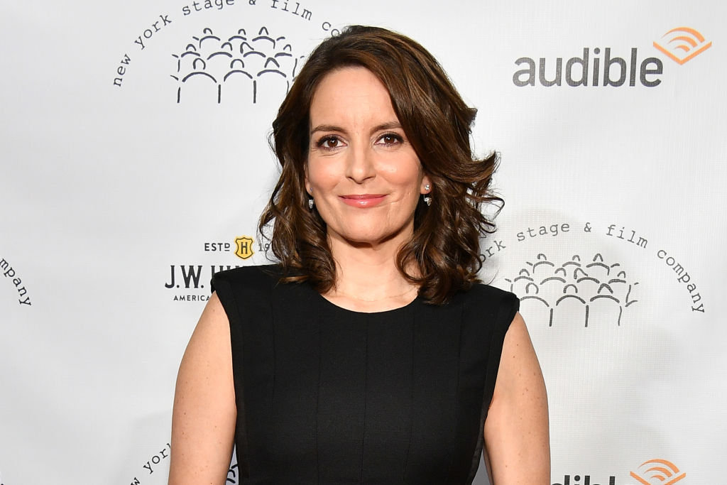 NEW YORK, NY - DECEMBER 05: Honoree Tina Fey attends the 2017 New York Stage & Film Winter Gala at Pier Sixty at Chelsea Piers on December 5, 2017 in New York City. (Photo by Dia Dipasupil/Getty Images, BA)