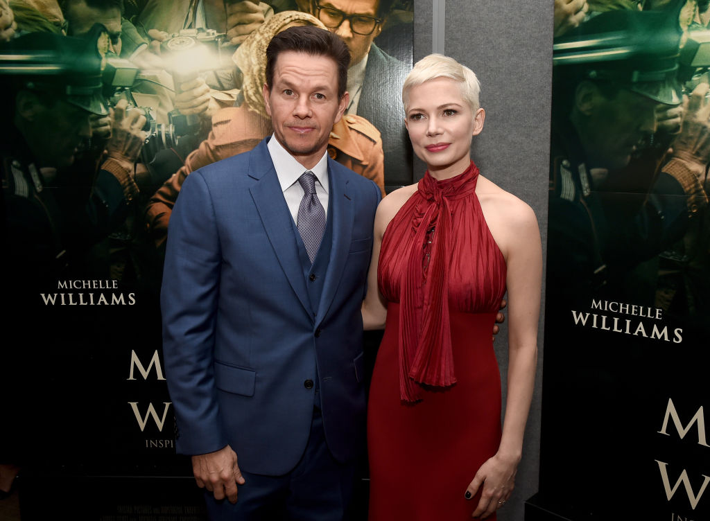 Michelle Williams Applauds Mark Wahlberg's Time's Up Donation in Her Name
