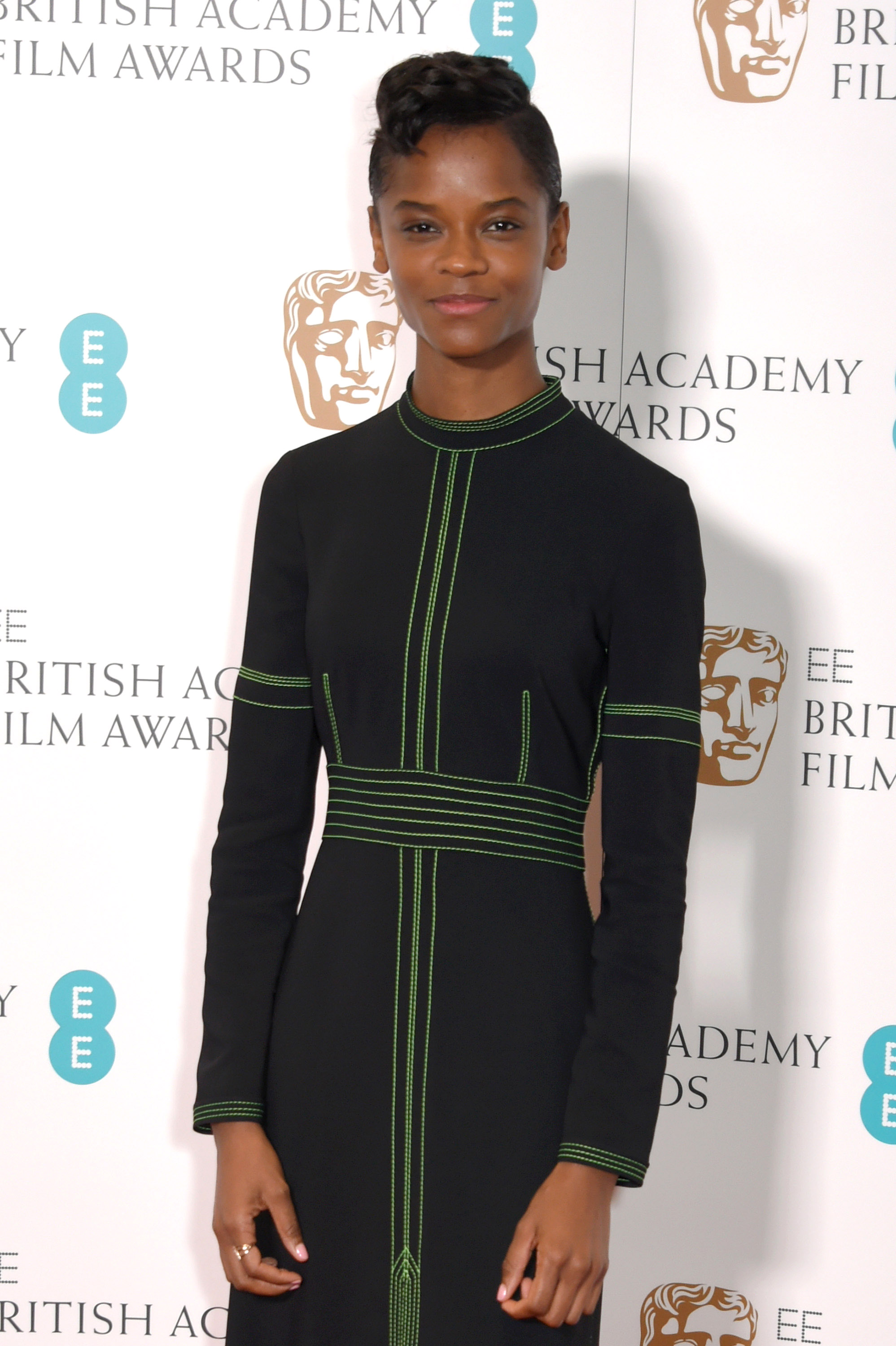 Letitia Wright, Getty Images, KP