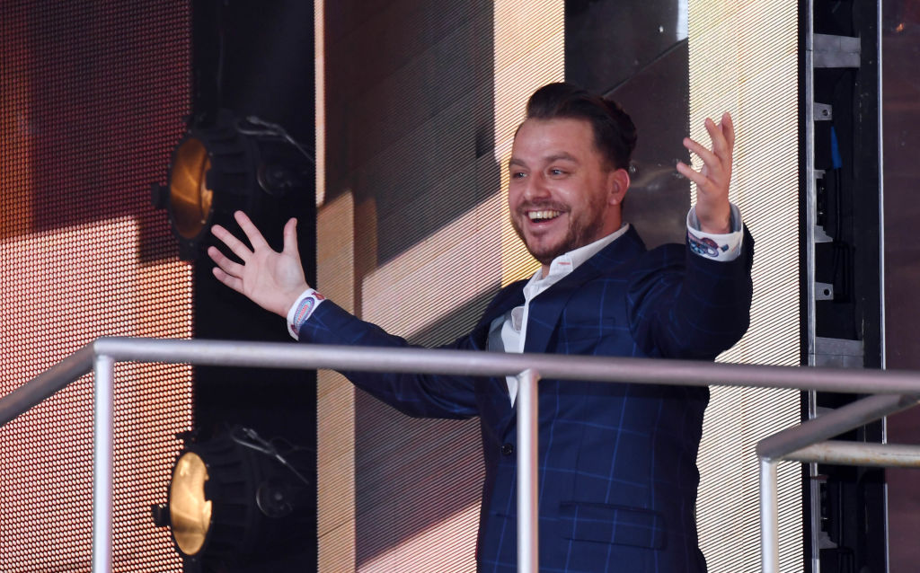 Dapper Laughs / Daniel O'Reilly on Celebrity Big Brother