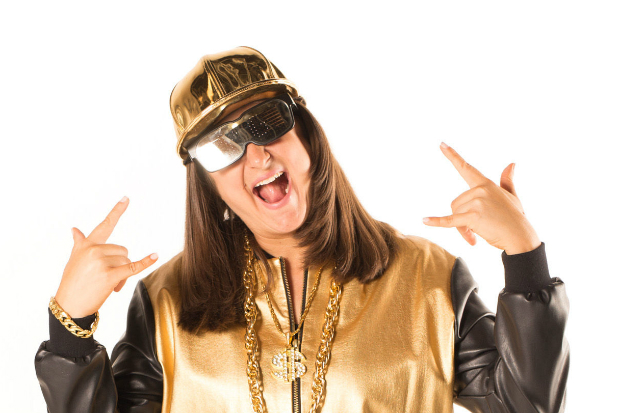 Honey G on Celebrity 100% hotter
