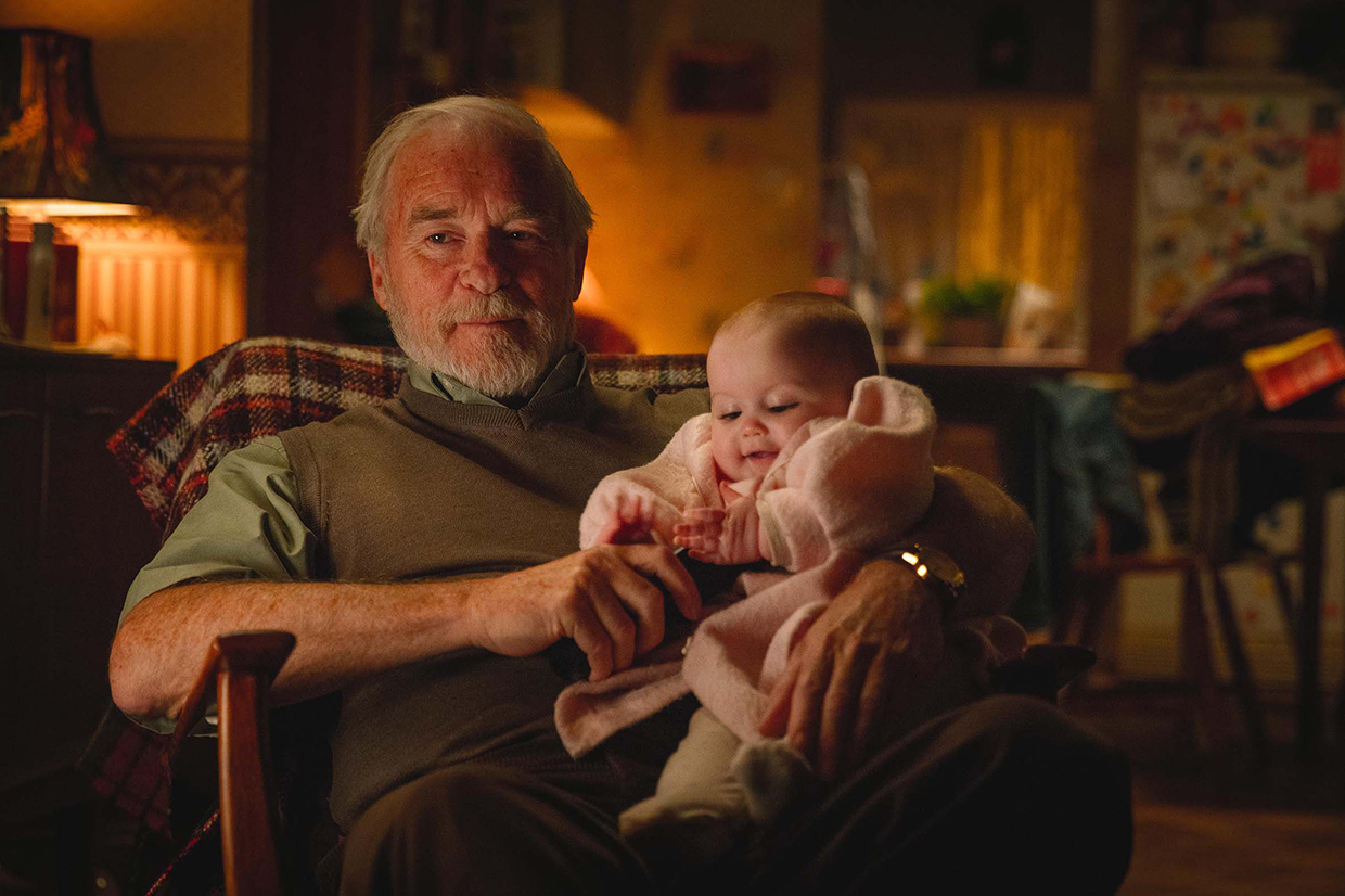 Derry Girls Granda Joe (Ian McElhinney)