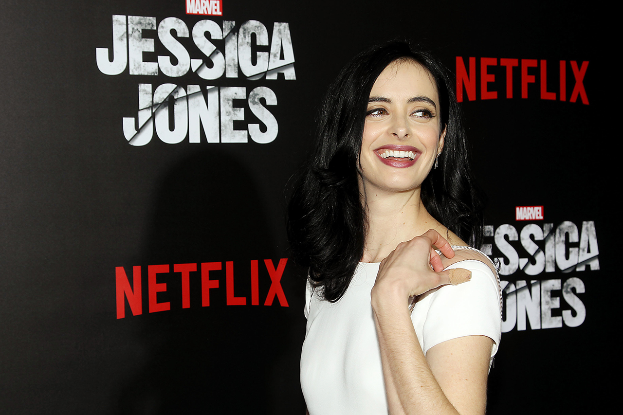 Netflix Releases Marvel's Jessica Jones Franchise Trailer