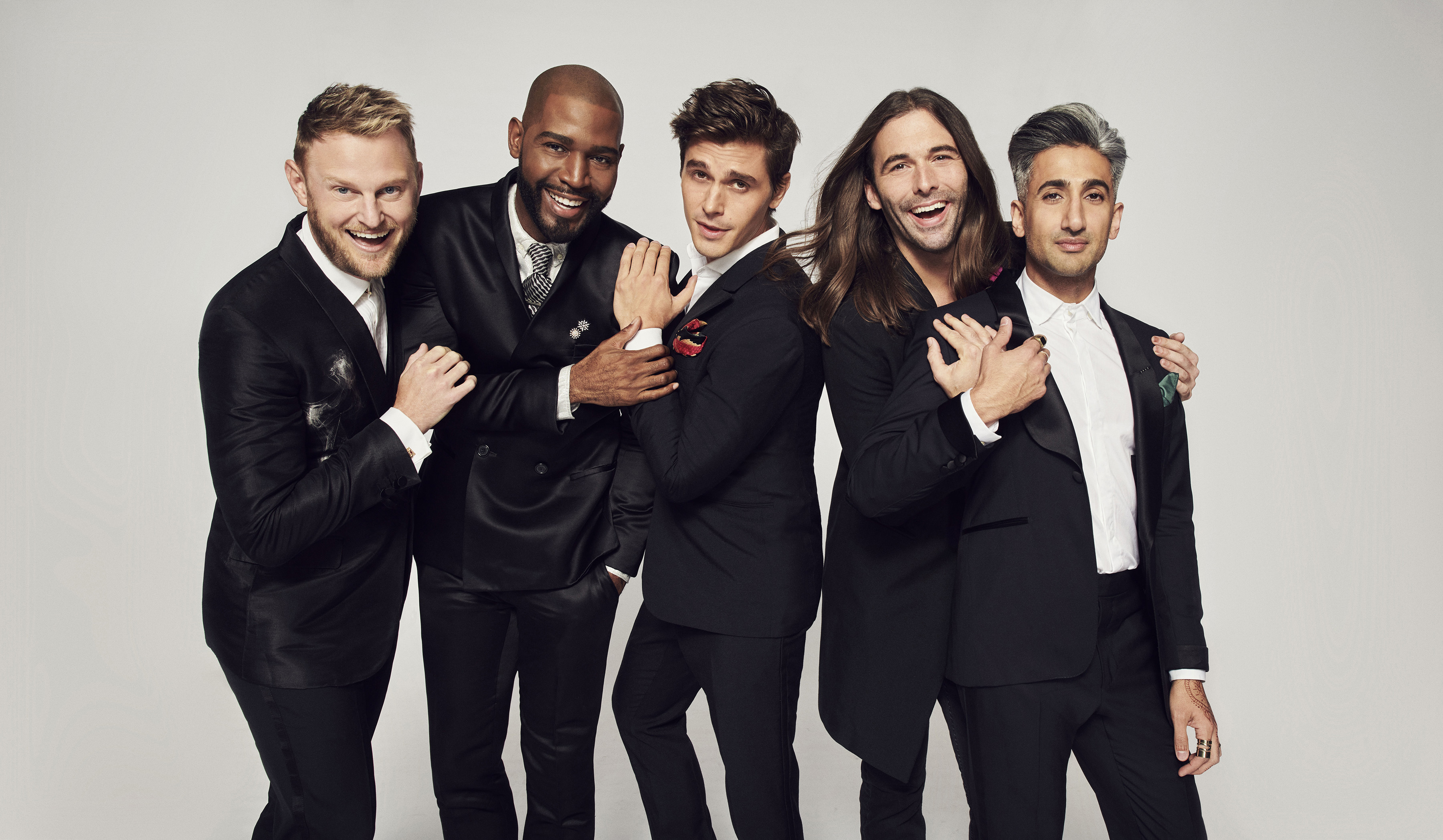 Queer Eye for the Straight Guy (Netflix, BA)