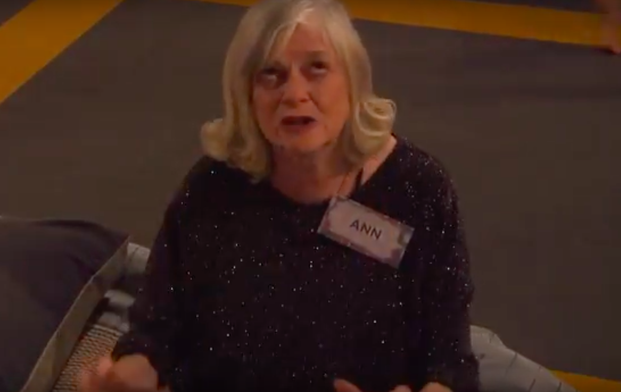 Ann Widdecombe on Celebrity Big Brother 2018