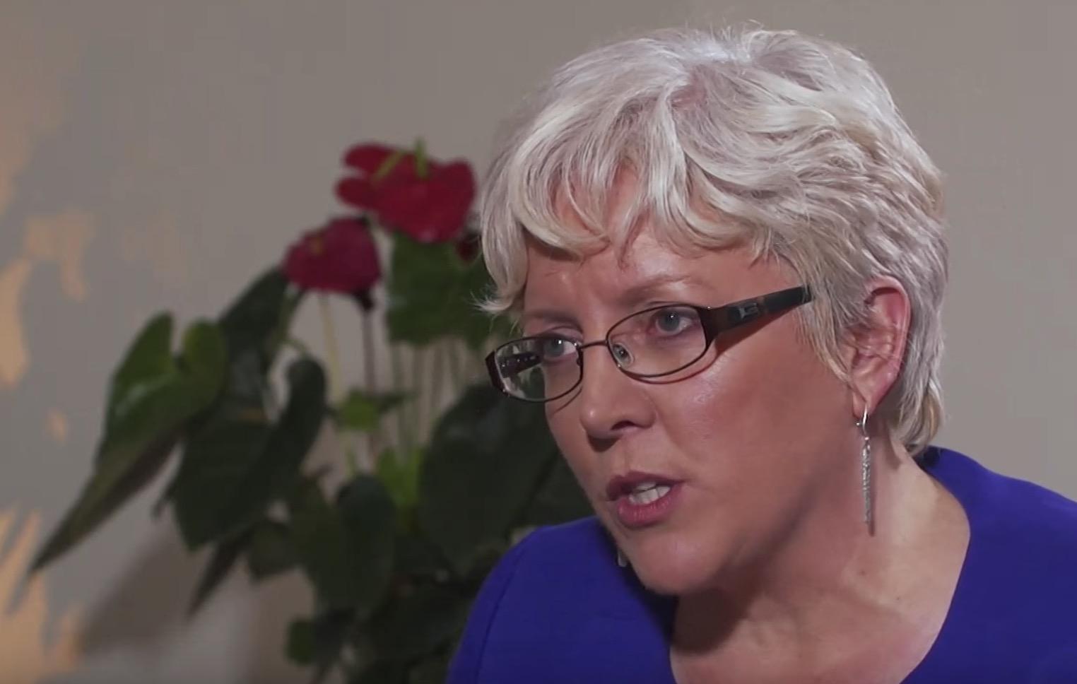 Carrie Gracie (BBC News/YouTube, JG)
