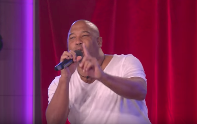 John Barnes rapping on Celebrity Big Brother