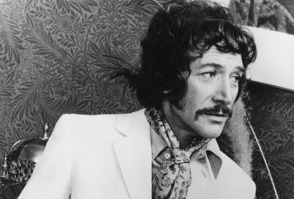 Doctor Who and Department S actor Peter Wyngarde dies aged 90