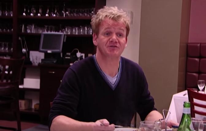 Gordon Ramsay Kitchen Nightmares Uk Momma