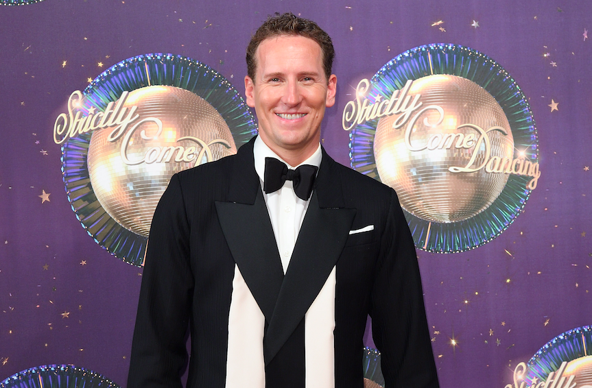 Brendan Cole Strictly Come Dancing
