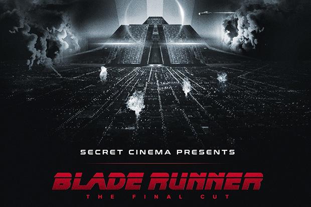 Secret Cinema Blade Runner