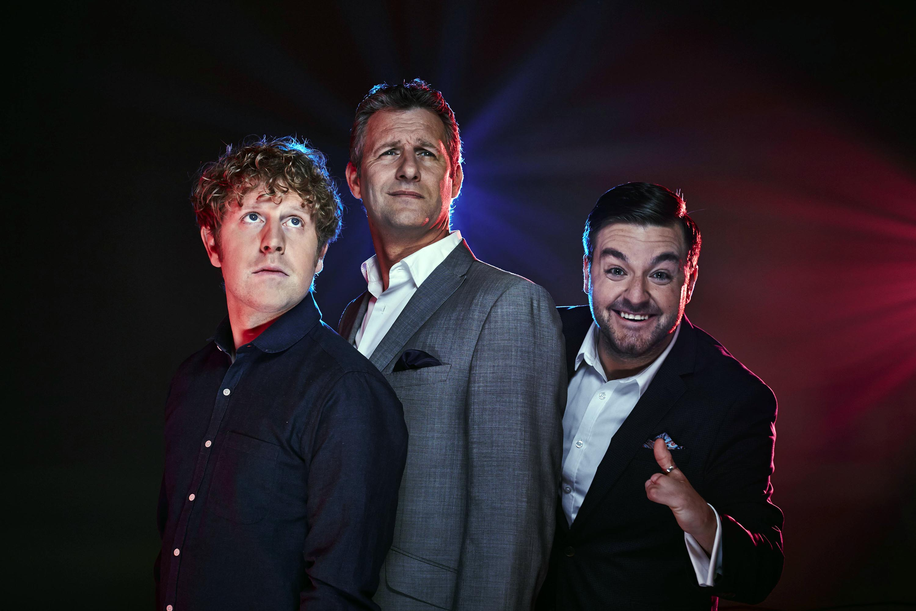 The Last Leg: (Adam Hills and co-hosted by Josh Widdicombe and Alex Brooker) (Channel 4, EH)