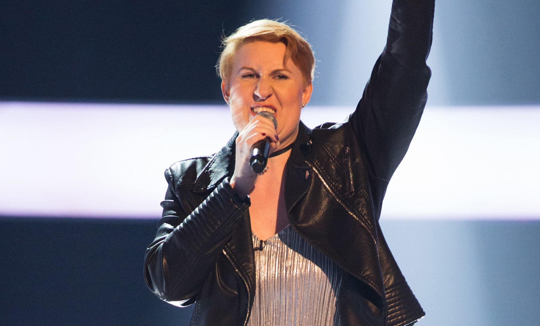 Gemma Kalmakrian on The Voice UK 2018