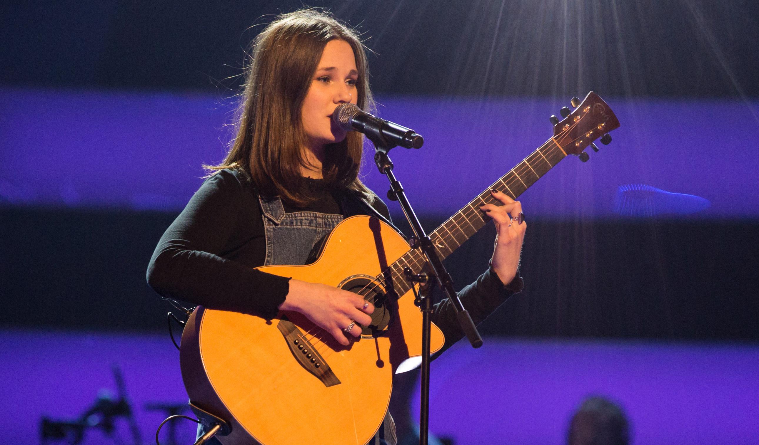 The Voice UK Chloe Jones