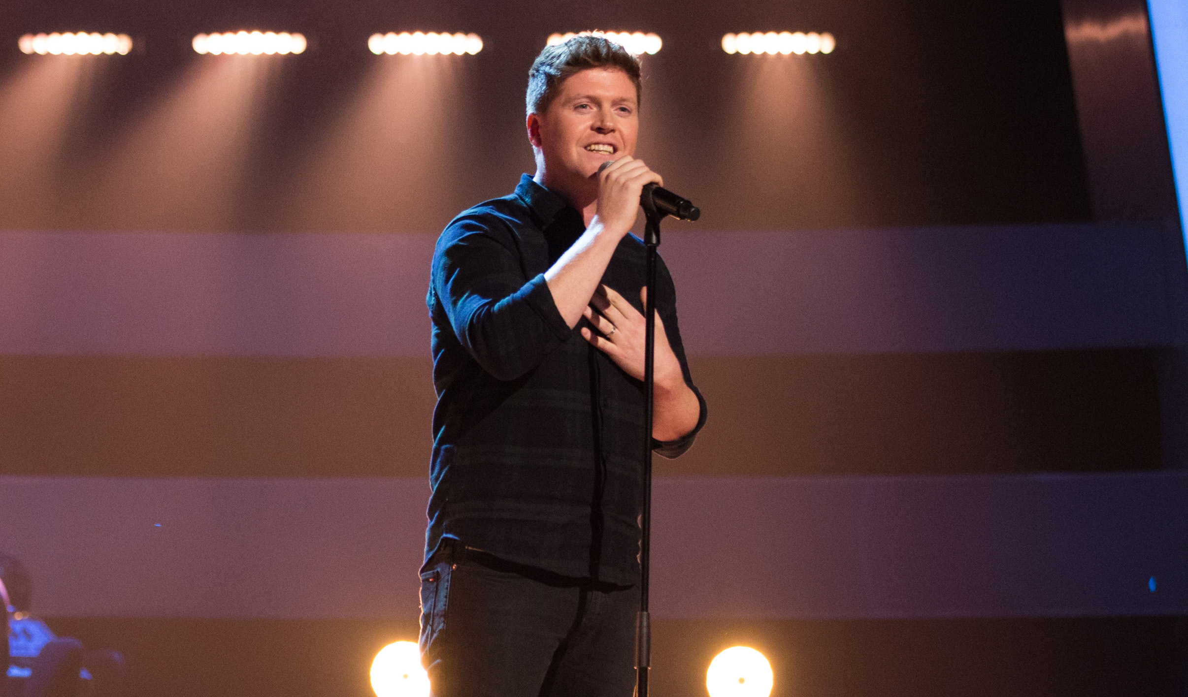 The Voice UK Niall Donnelly