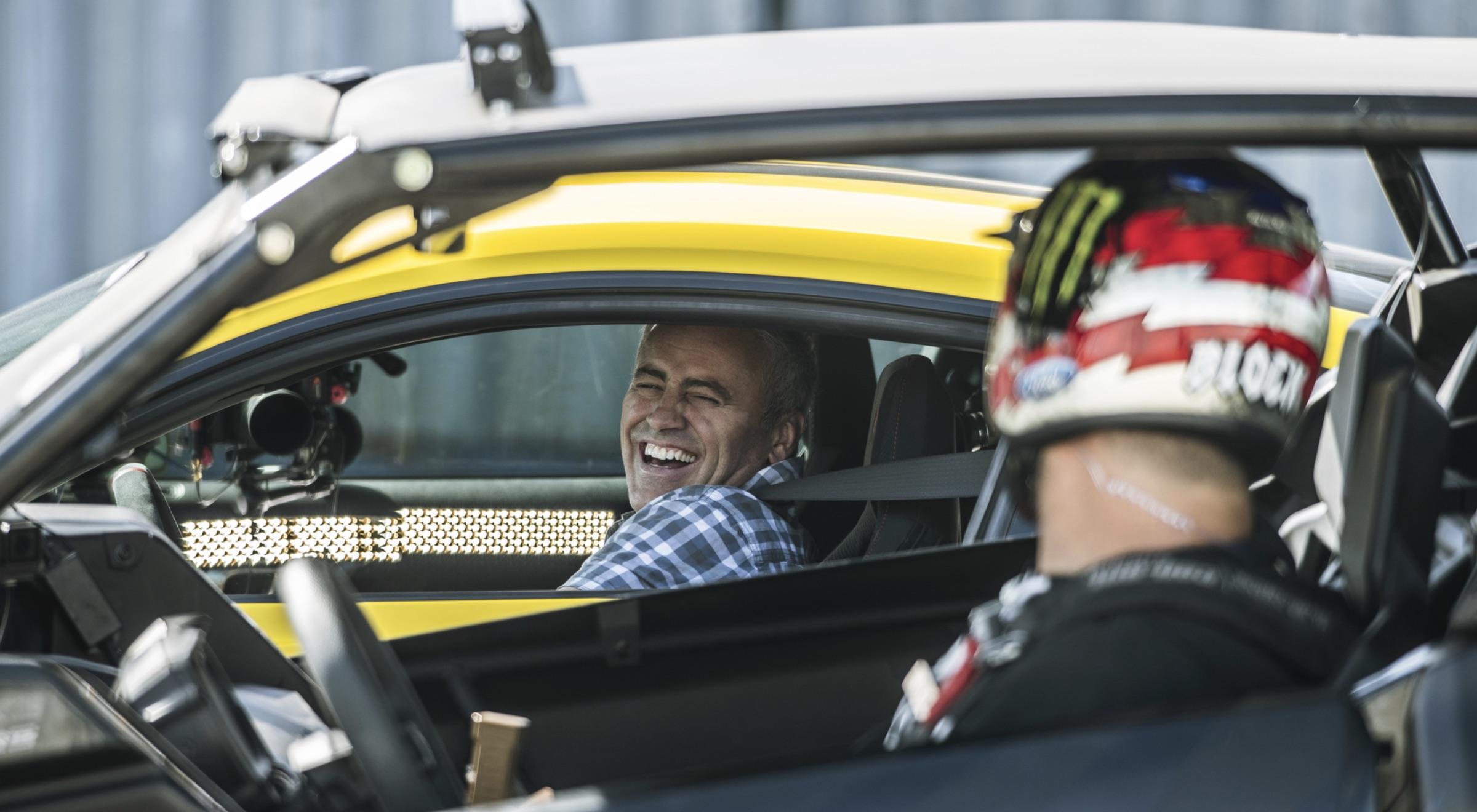 Top Gear, BBC Worldwide publicity still, BD