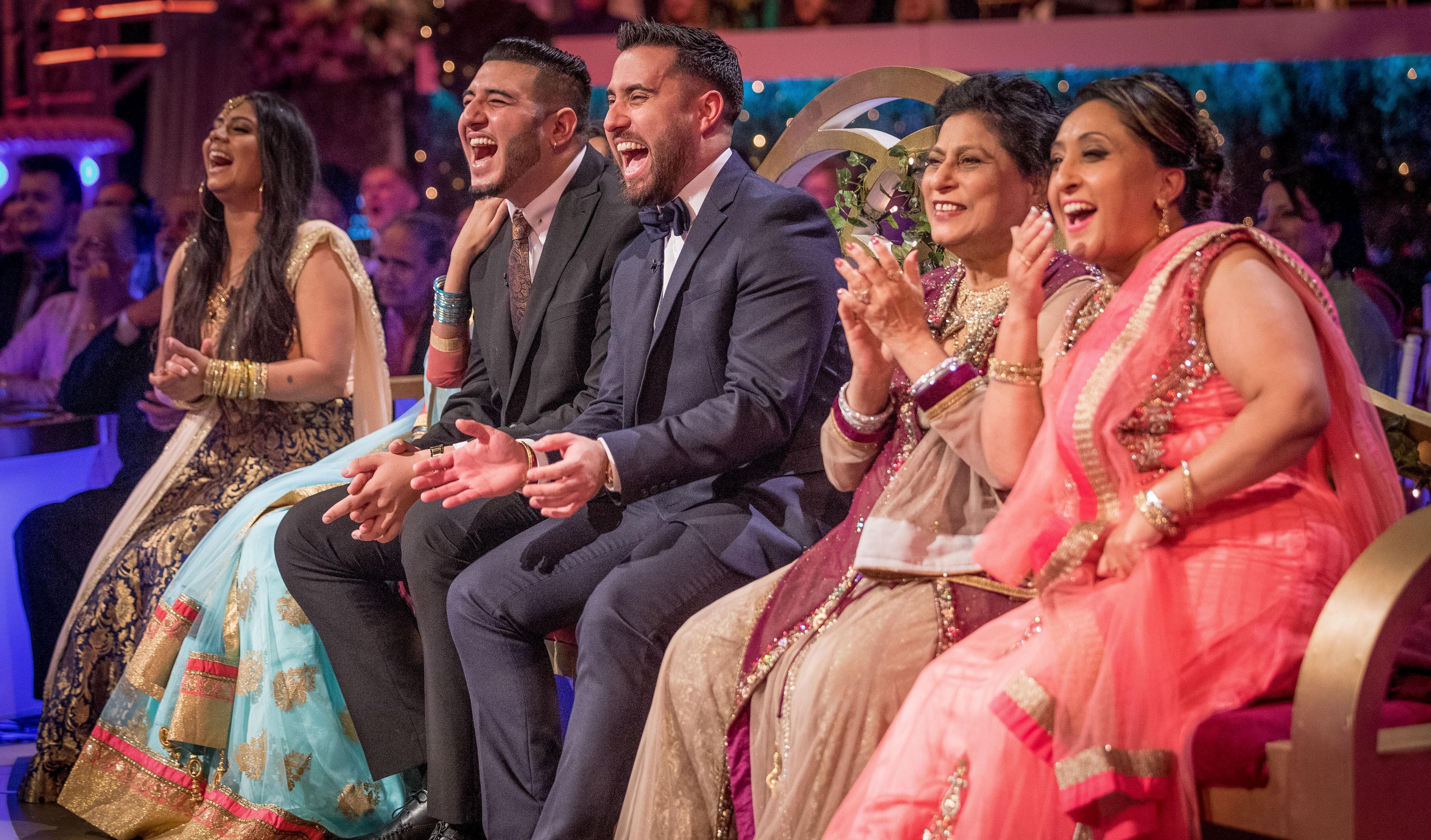 Wedding Day Winners (BBC, FT)