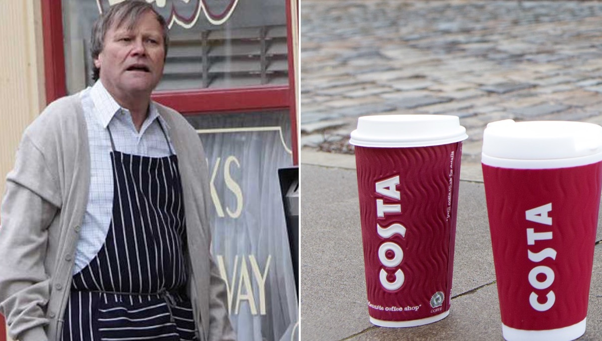 Costa and Co-op Open New Branches in the Actual Coronation Street
