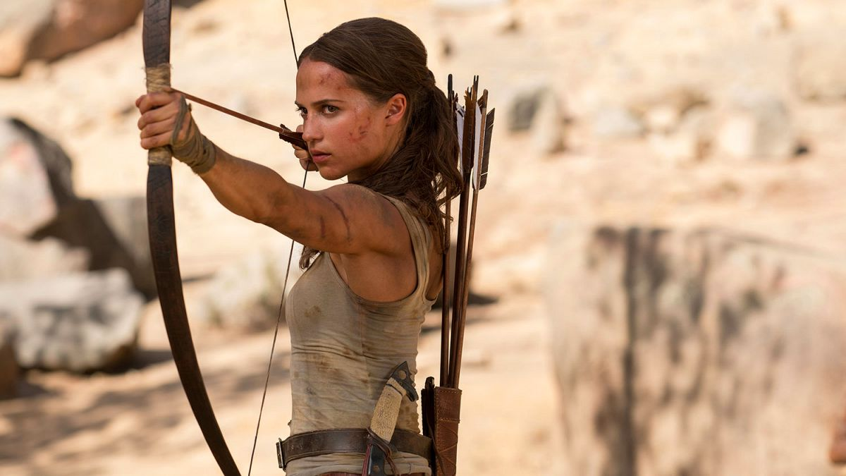 Lara Croft's Journey Begins In New 'Tomb Raider' TV Spot