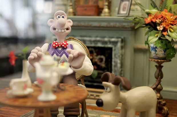 Wallace and Gromit, Getty, SL