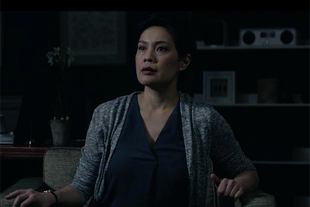 Wendy Kweh in Silent Witness, BBC, SL