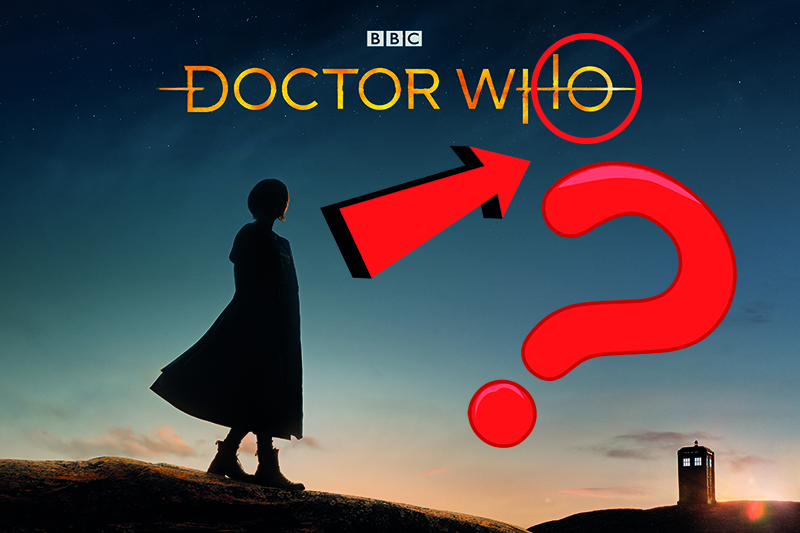 Doctor Who: new logo for Thirteenth Doctor
