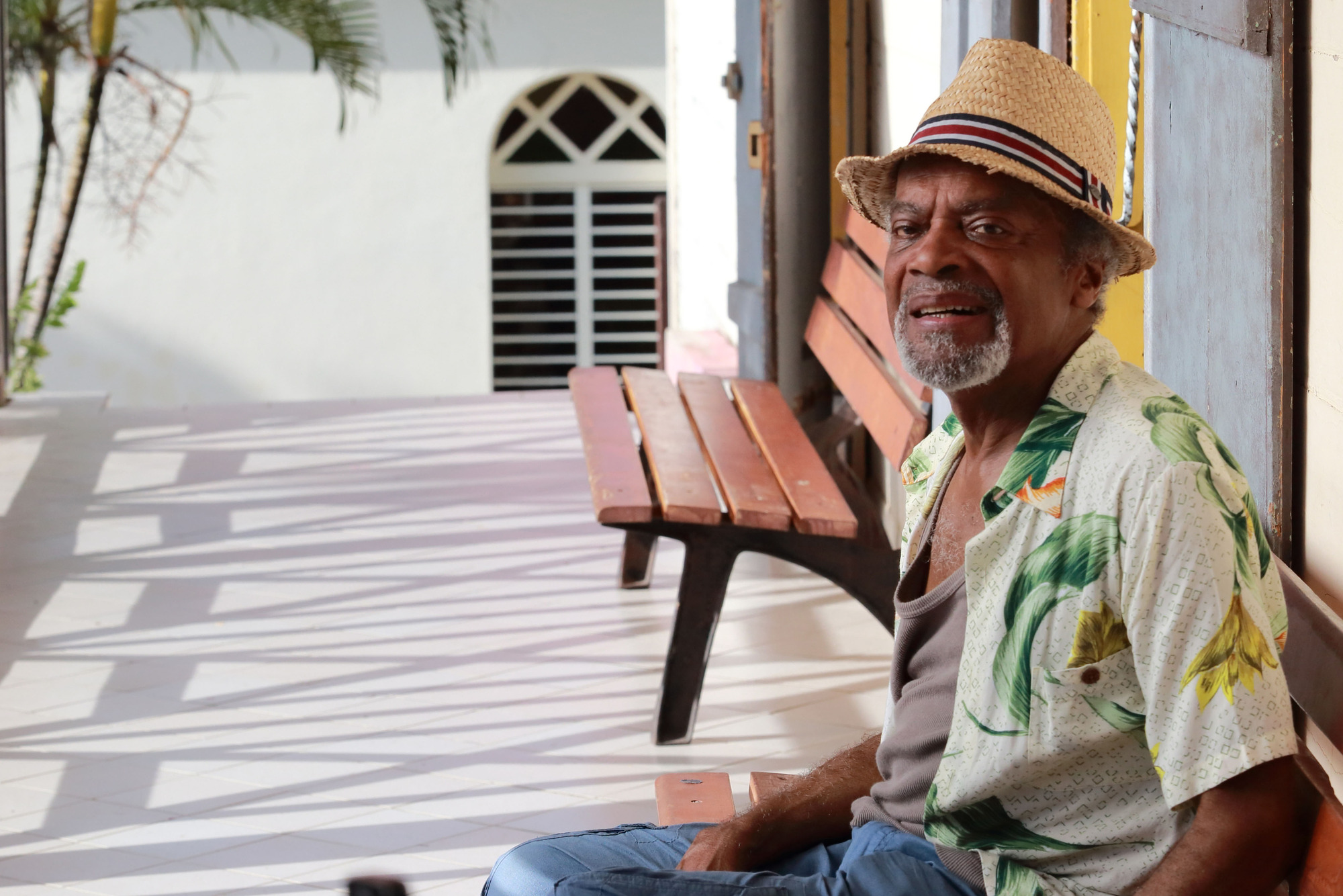 Death in Paradise - Dwayne's dad