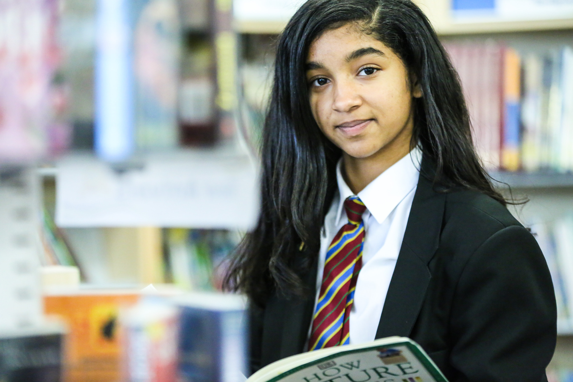 Programme Name: Generation Gifted - TX: n/a - Episode: Girls (No. 1) - Picture Shows: Jada - (C) Blast Films - Photographer: Blast Films BBC, TL