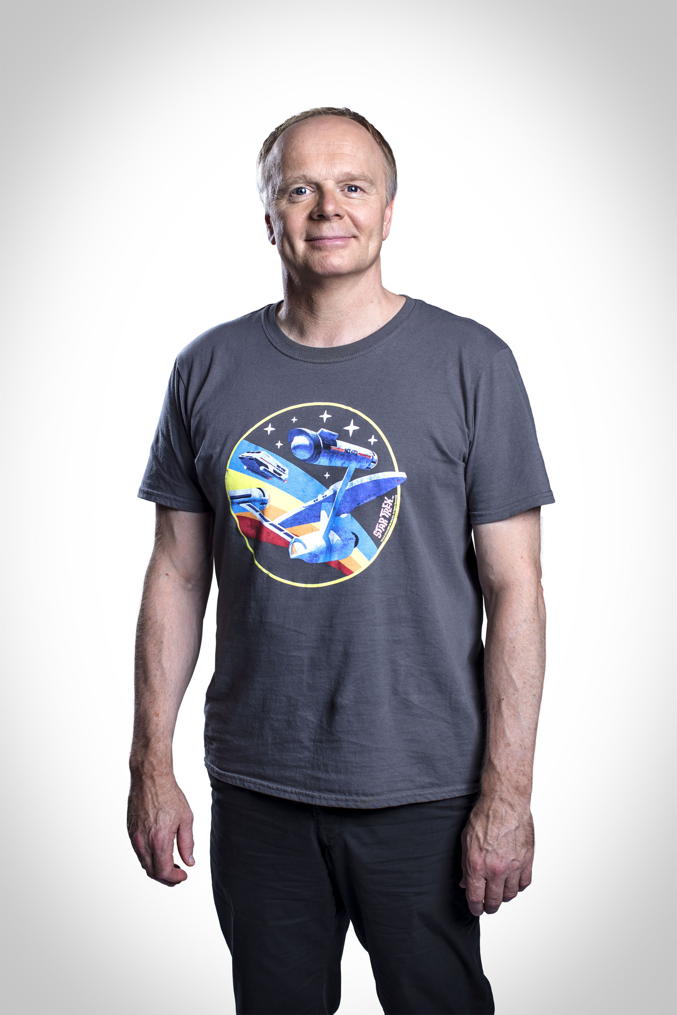 Jason Watkins is Roger in Hold the Sunset