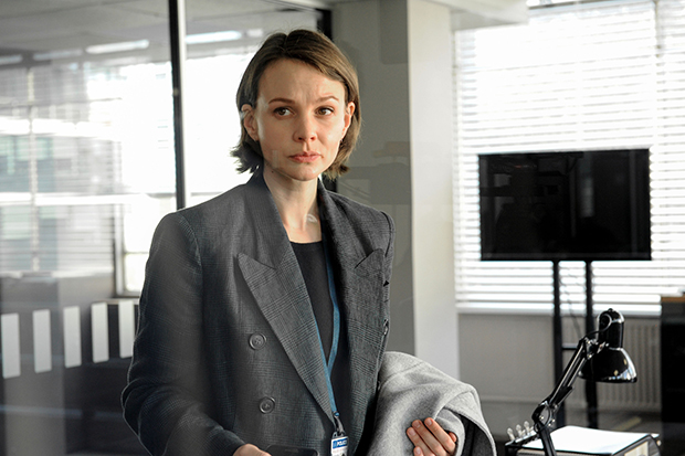 Collateral – Carey Mulligan as DI Kip Glaspie