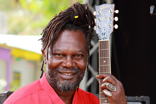 Death in Paradise - Levi Roots as Billy
