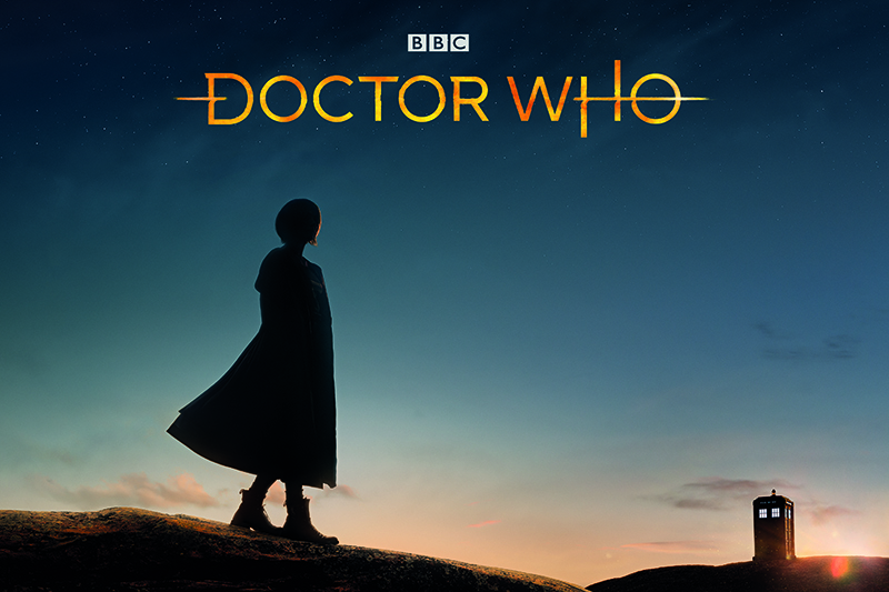 Image result for new doctor who logo