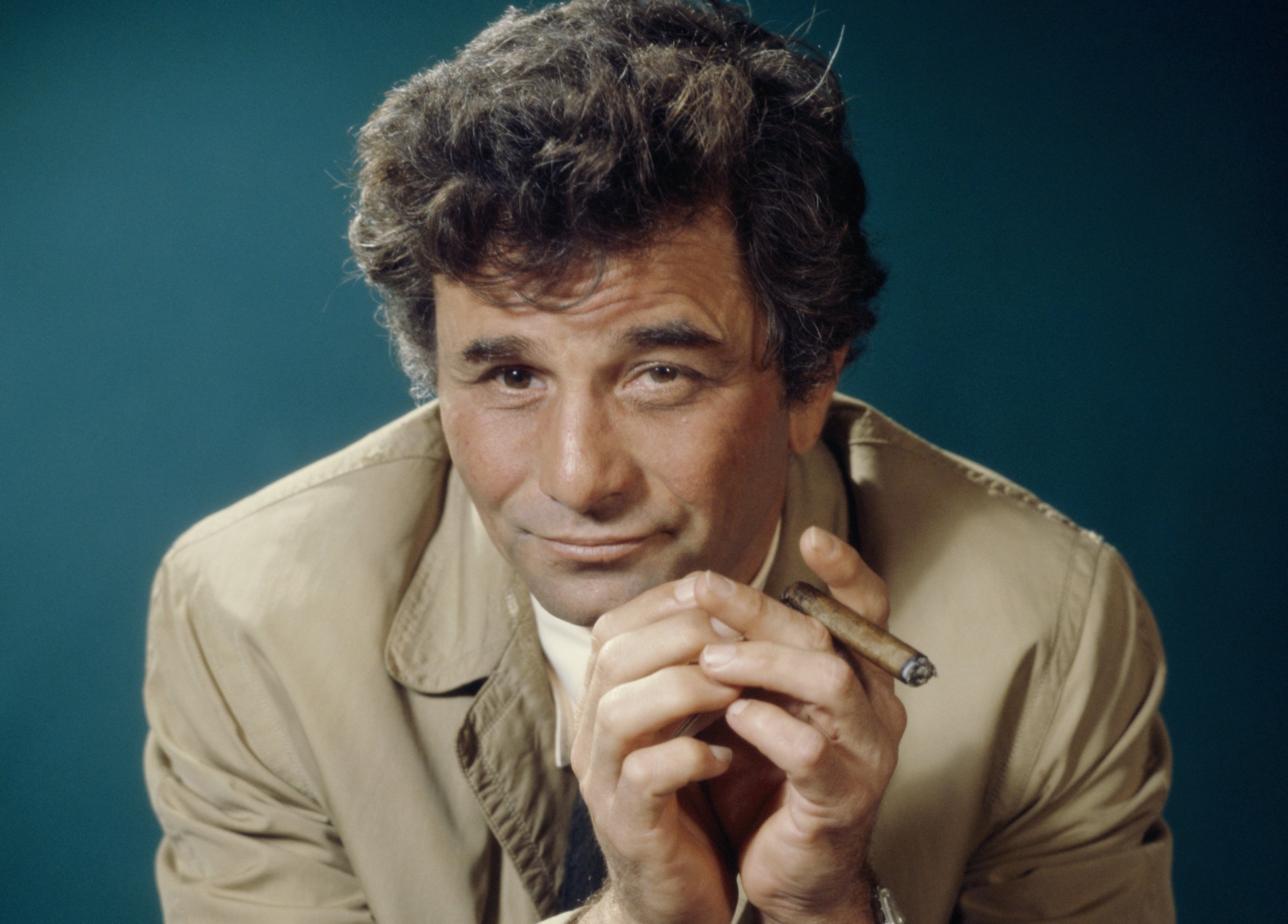 COLUMBO -- Pictured: Peter Falk as Lieutenant Columbo -- Photo by: NBCU Photo Bank