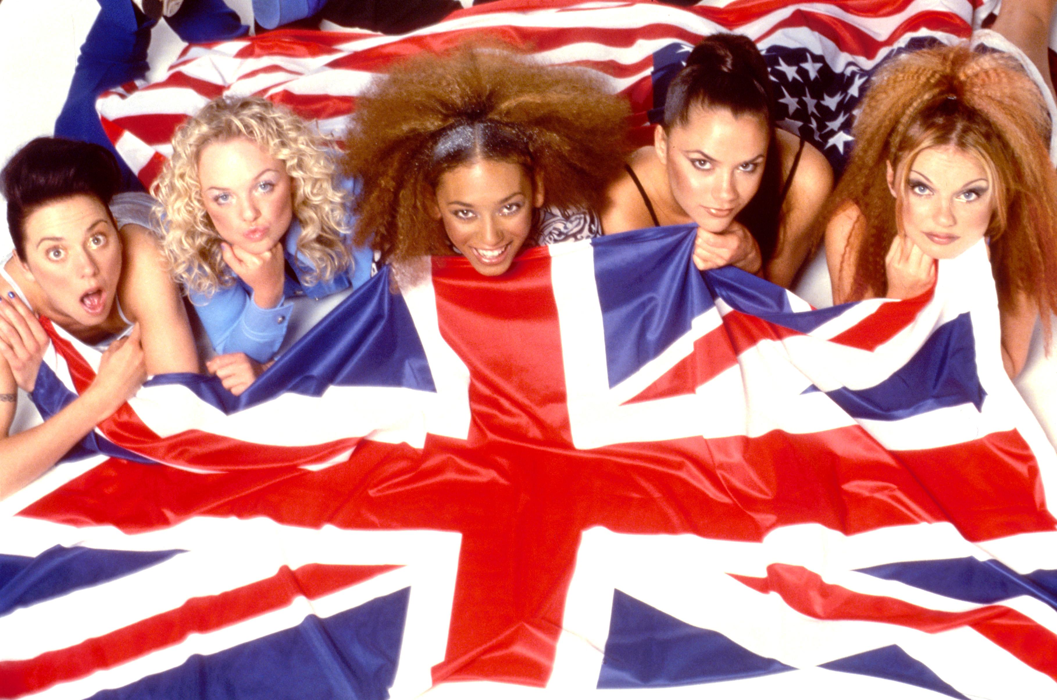 Spice Girls (Getty, EH)