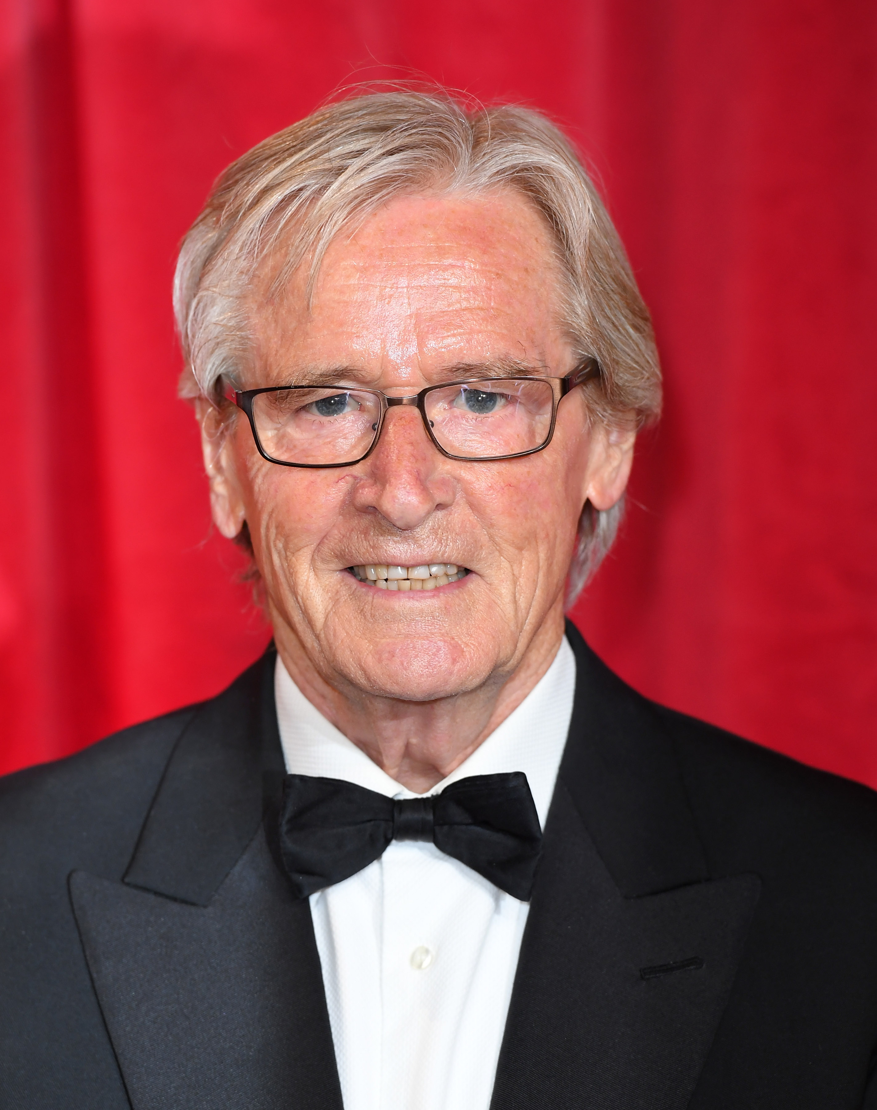 MANCHESTER, ENGLAND - JUNE 03:  William Roache attends the British Soap Awards at The Lowry Theatre on June 3, 2017 in Manchester, England.  (Photo by Karwai Tang/WireImage)  Getty, TL