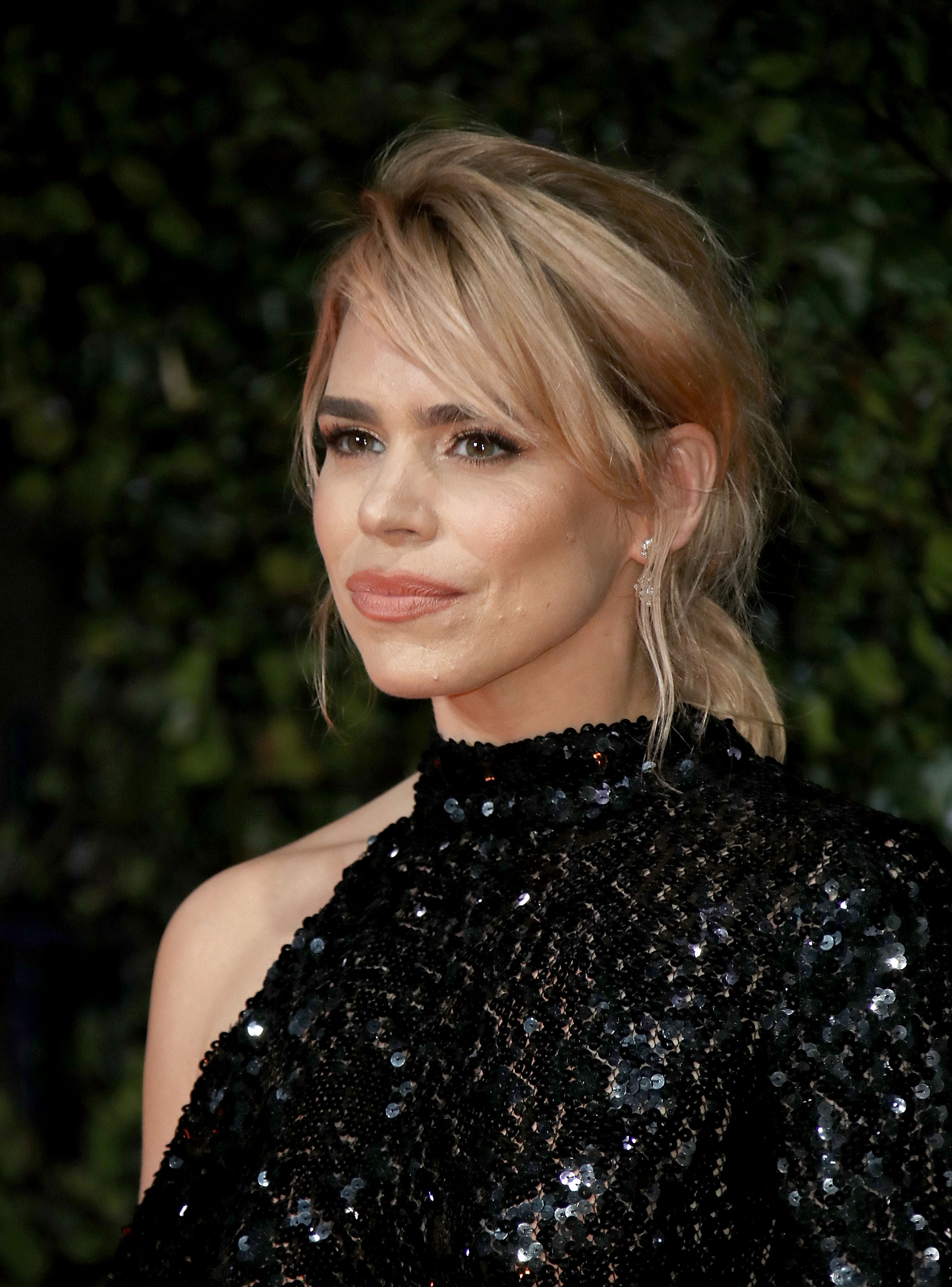 LONDON, ENGLAND - DECEMBER 03:  Billie Piper attends the London Evening Standard Theatre Awards at Theatre Royal on December 3, 2017 in London, England.  (Photo by Mike Marsland/Mike Marsland/WireImage)  Getty, TL