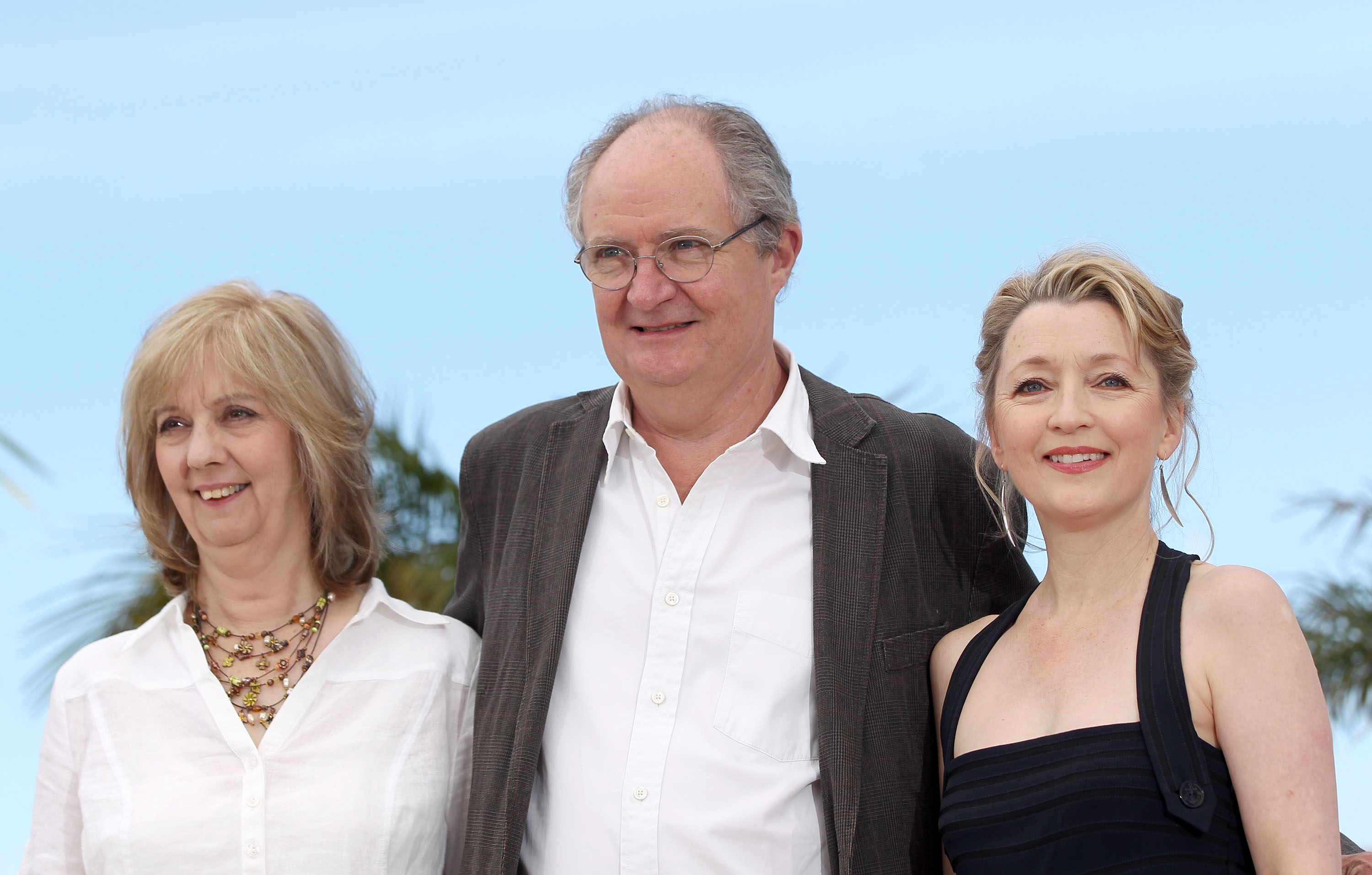 Another Year cast Ruth Sheen, Jim Broadbent and Lesley Manville (Getty, EH)